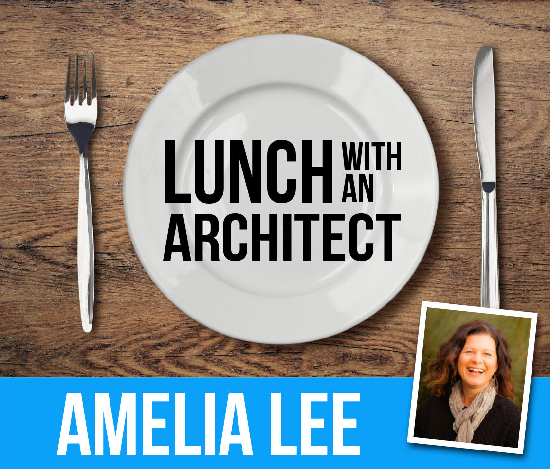 Eggplant Miso and Sushimi Salad with Amelia Lee the Undercover Architect