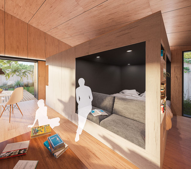 Tiny Homes With a Conscience: Profits Help Prevent Youth Homelessness
