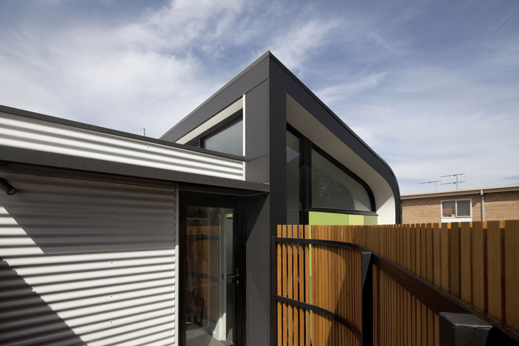 Abbotsford Residence Chan Architecture via Lunchbox Architect