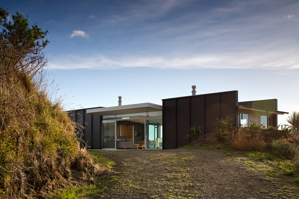 Pekapeka Holiday House by Parsonson Architects (via Lunchbox Architect) Holiday House by Parsonson Architects (via Lunchbox Architect)