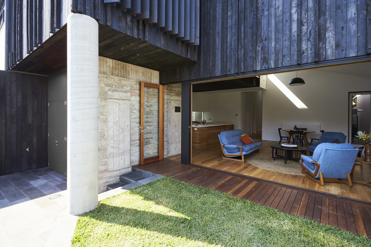 A Home With a Sentimental History is Sensitively Renovated