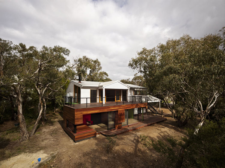 Anglesea Beach House by Andrew Maynard Architects (via Lunchbox Architect)