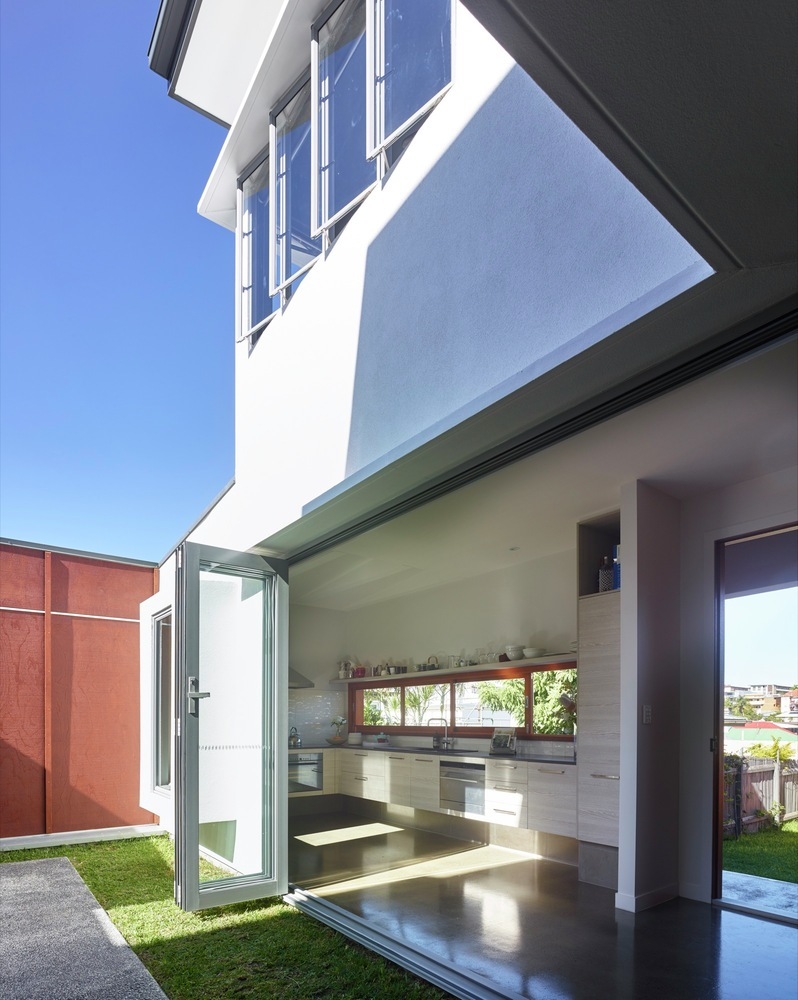 Annie Street House by O'Neill Architecture (via Lunchbox Architect)