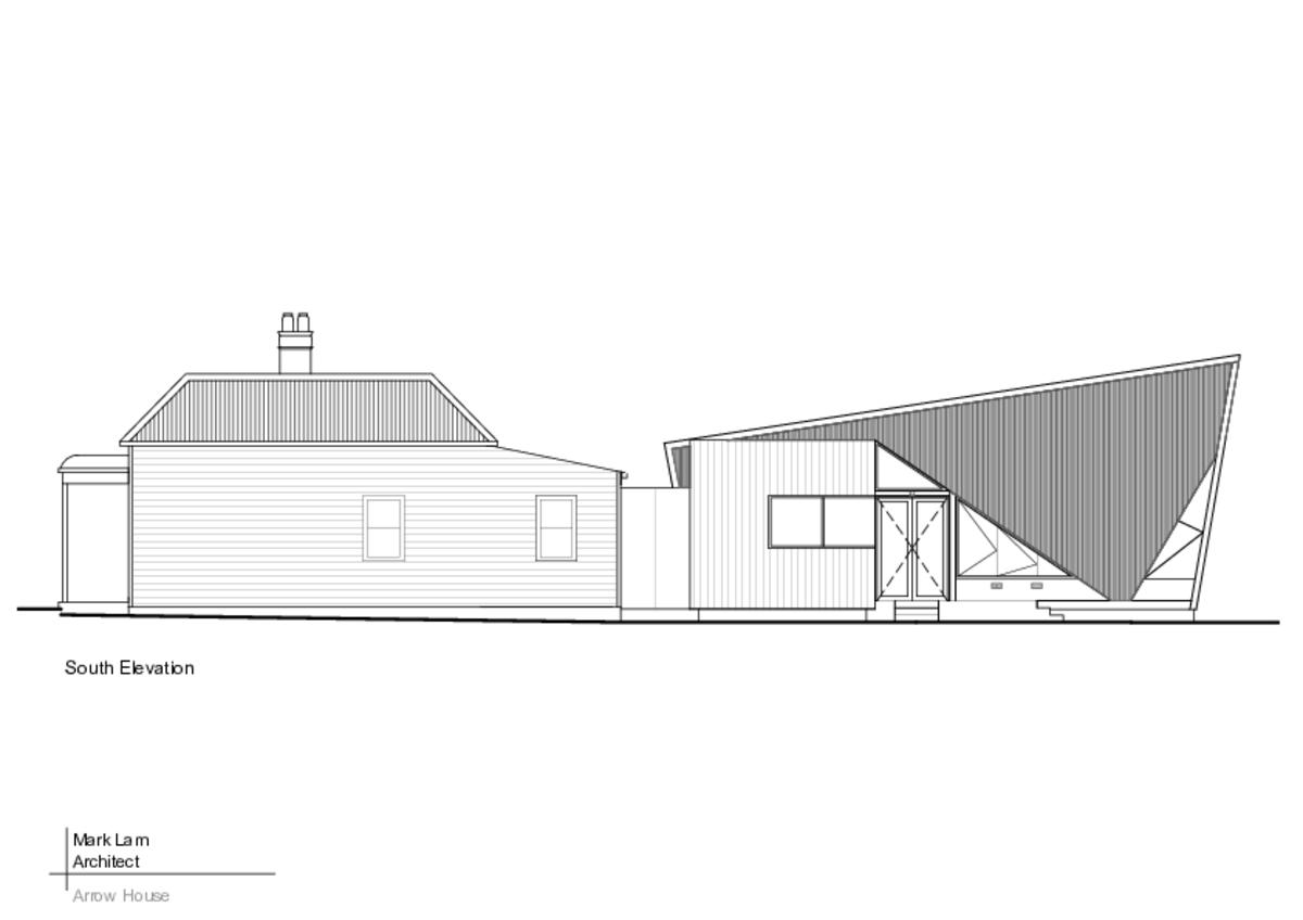 Arrow House