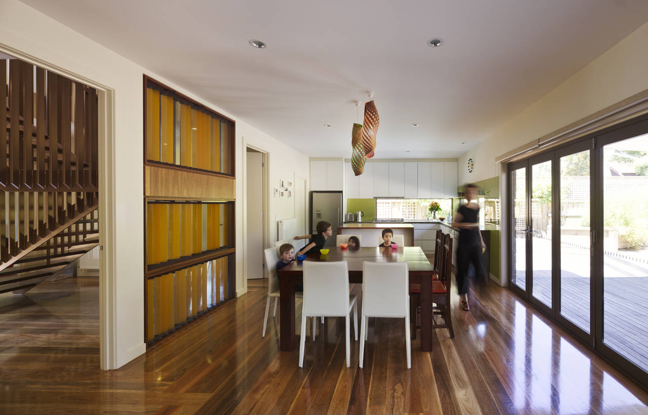 Ashburton House by PHOOEY Architects (via Lunchbox Architect)