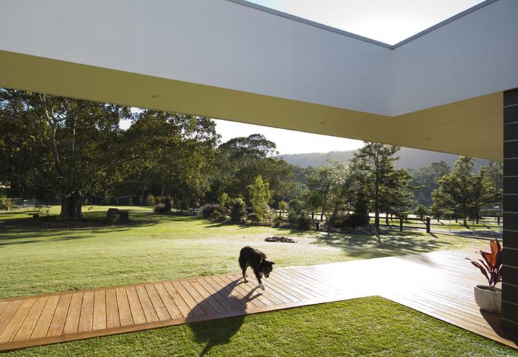 A Home That Embraces and Enhances the Site's Unique Natural Features