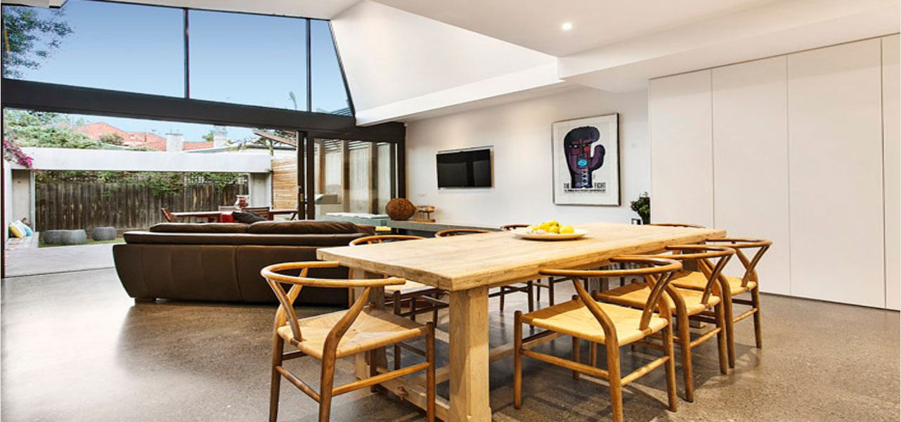 Baker Street House by FGR Architects (via Lunchbox Architect)