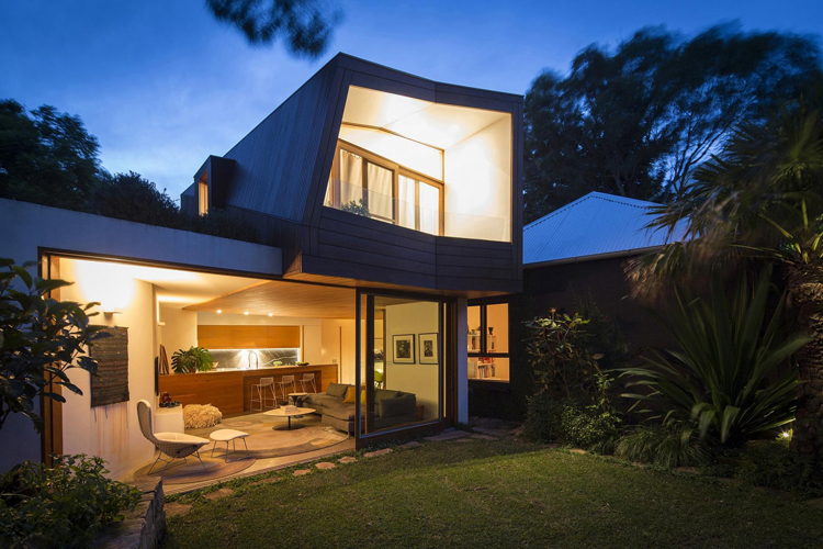 Balmain House by Fox Johnson Architects (via Lunchbox Architect)
