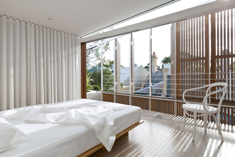 Balmain Houses bedroom