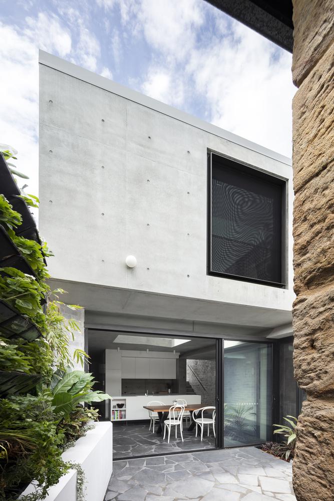 Balmain Rock House
