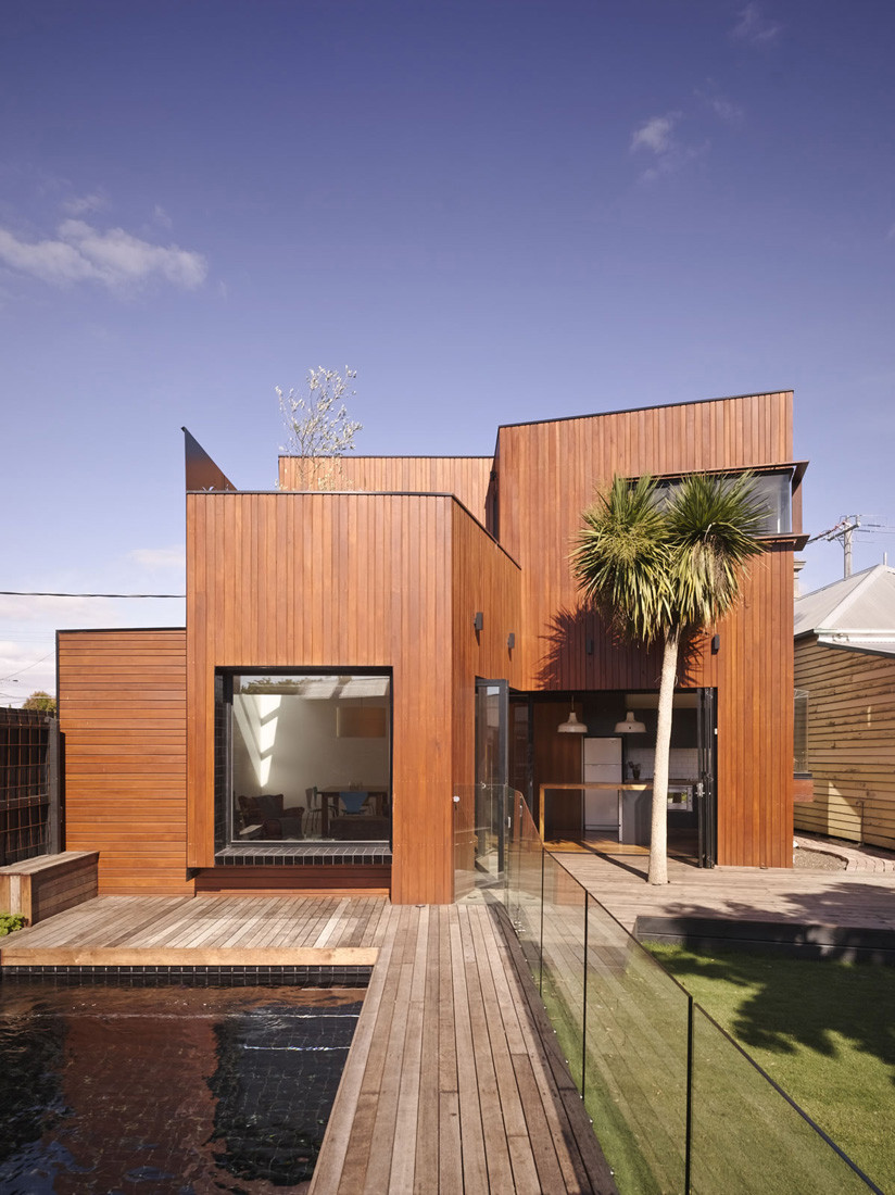 Barrow House by Andrew Maynard Architects (via Lunchbox Architect)