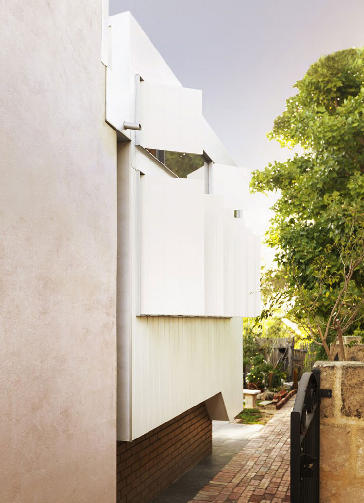 Bellevue Terrace Extension by Philip Stejskal Architects (via Lunchbox Architect)