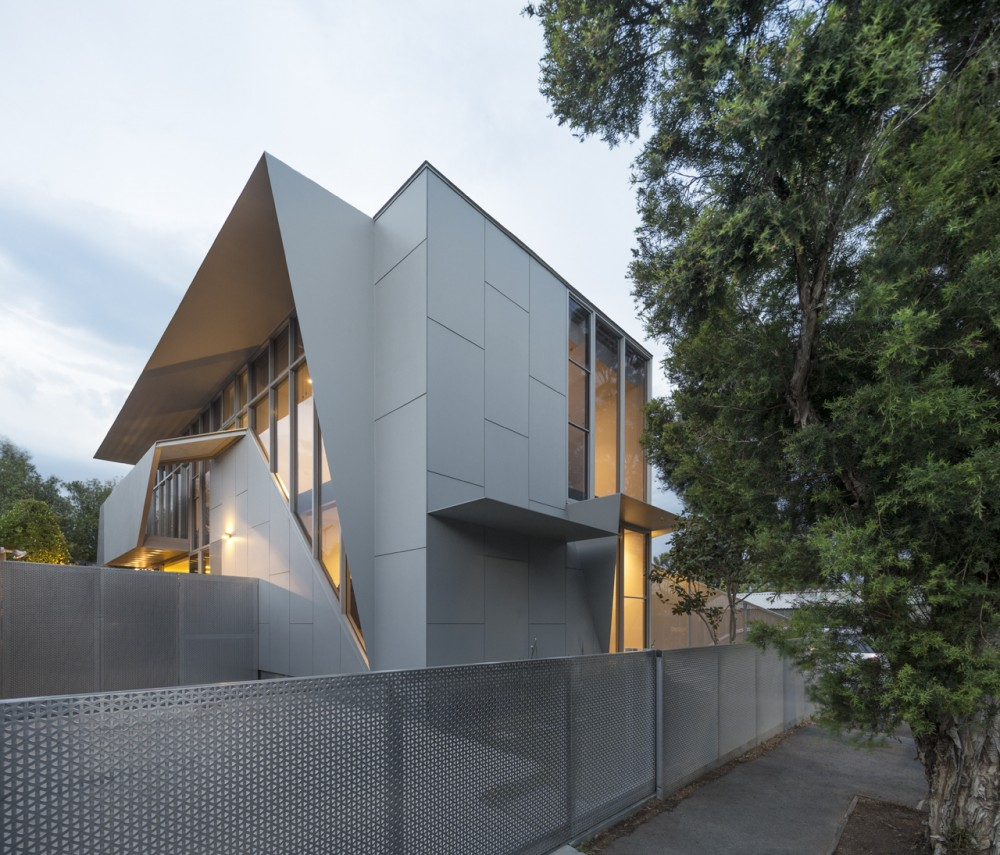 Bike House by FMD Architects (via Lunchbox Architect)