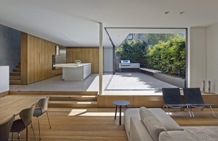 Birchgrove House by Nobbs Radford Architect (via Lunchbox Architect)