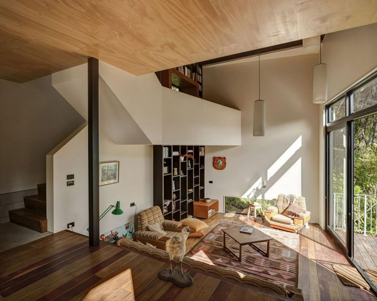 Blackpool House by Glamuzina Paterson Architects (via Lunchbox Architect)