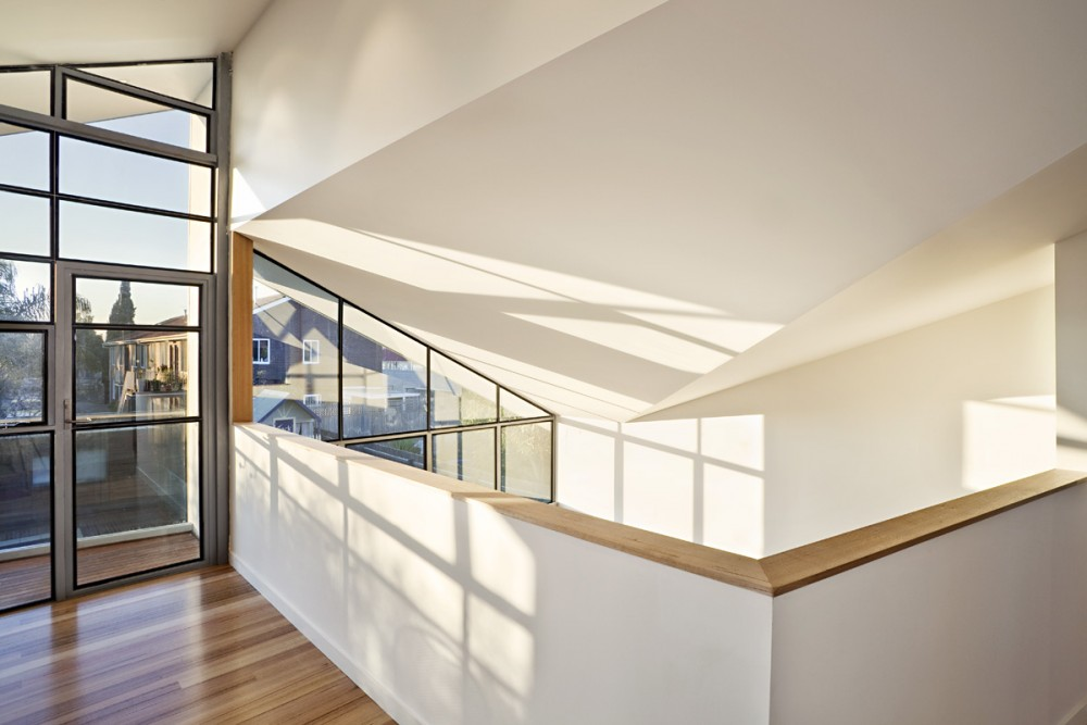 Blurred House by Bild Architecture (via Lunchbox Architect)