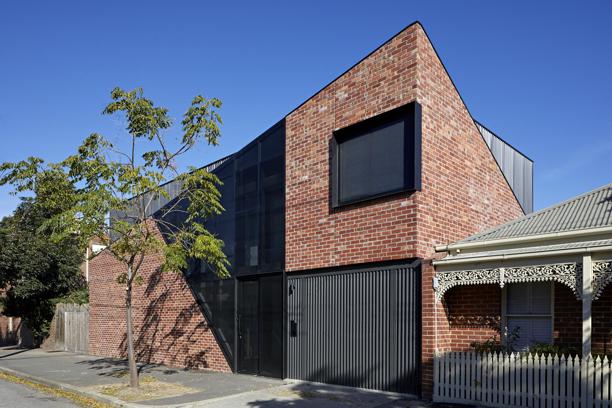 Boundary Street House