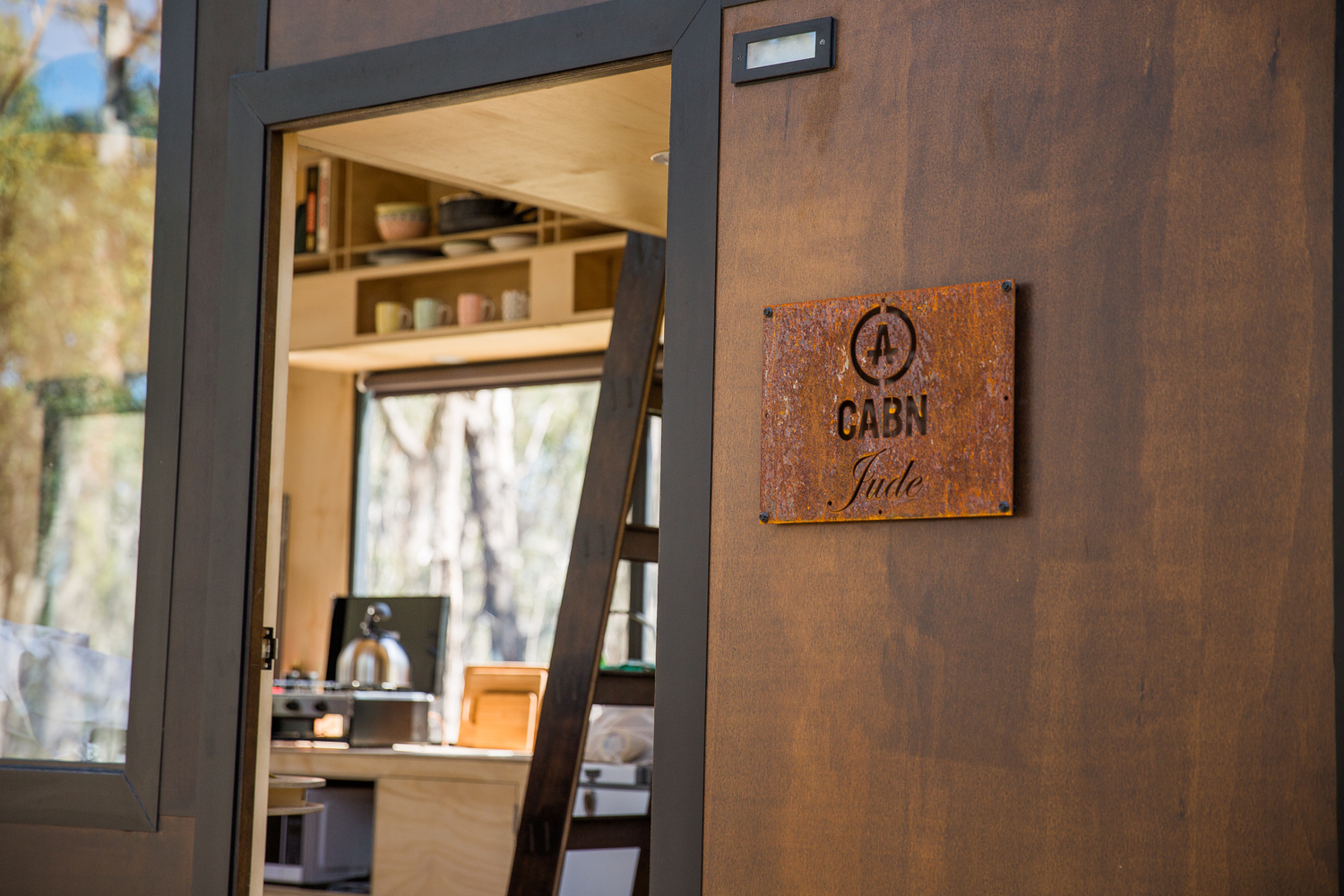 CABN Lets You Try Out Tiny House Living for Yourself