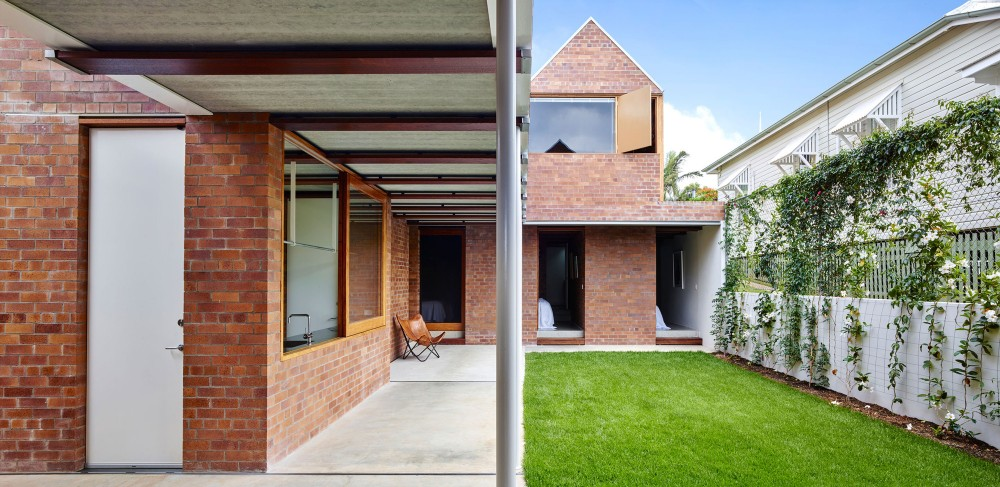 Christian Street House by James Russell Architect (via Lunchbox Architect)