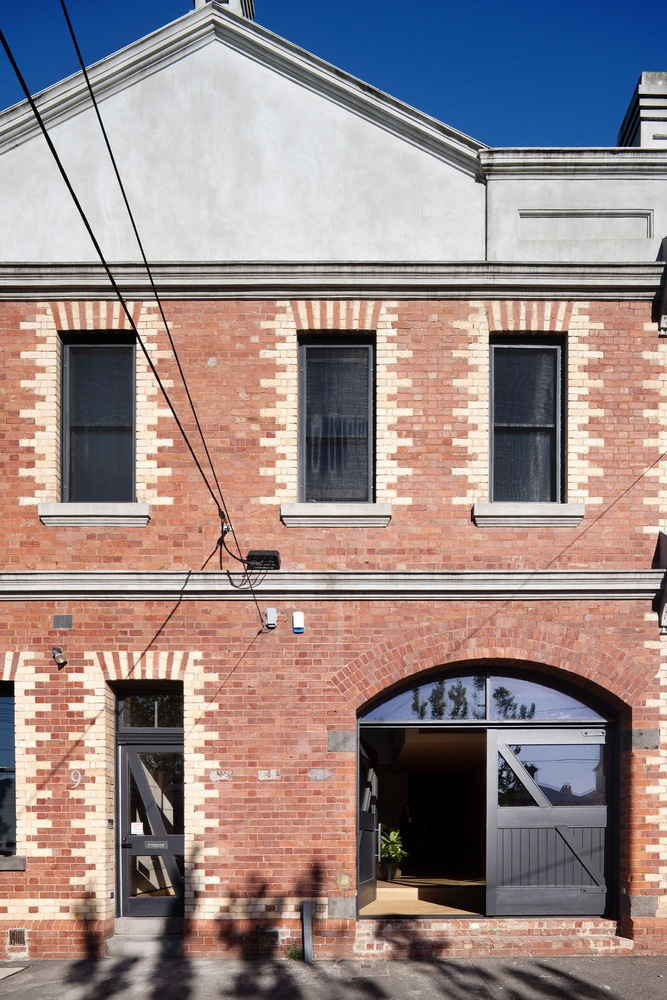 Converted Warehouse in Fitzroy