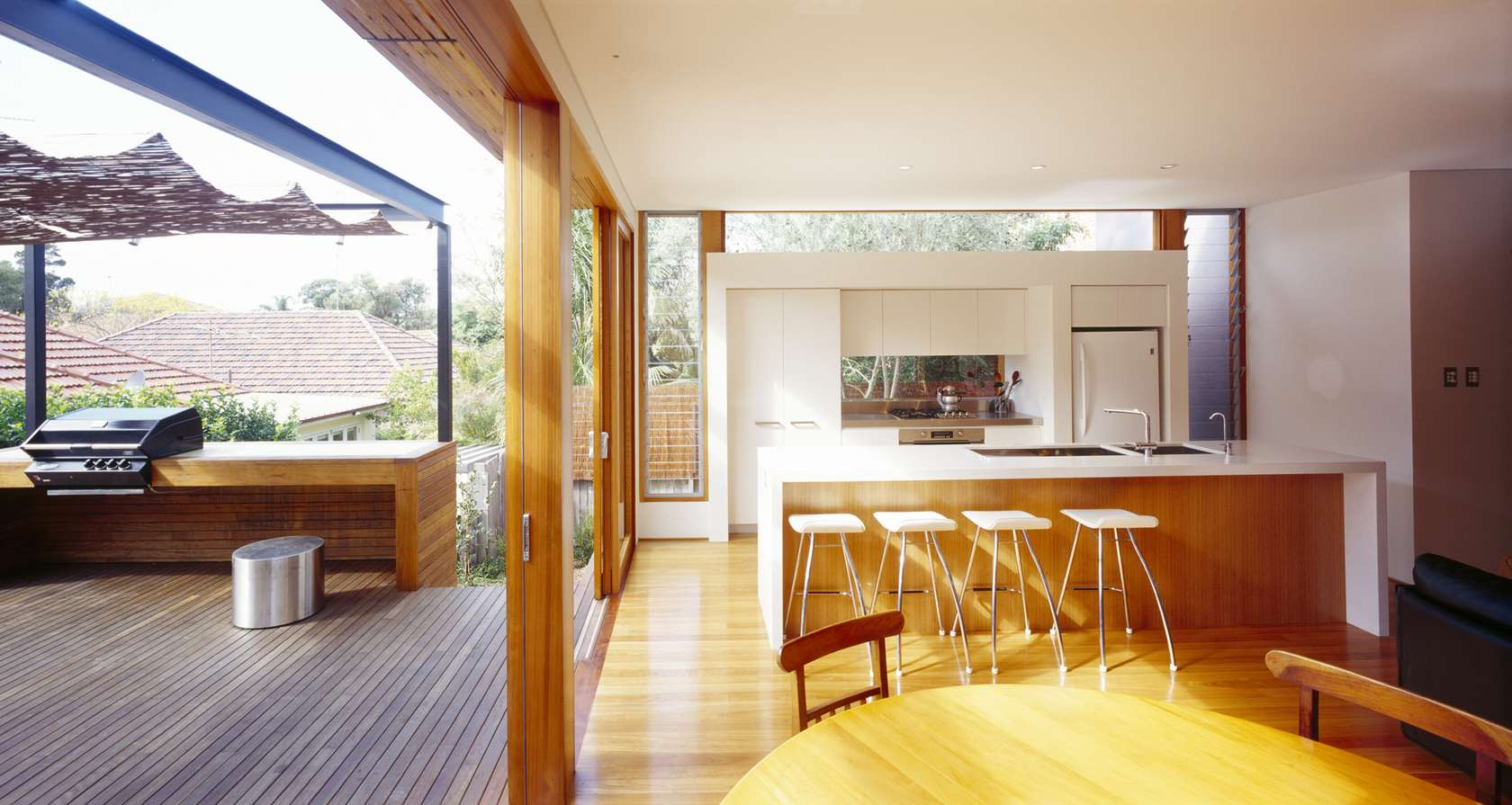 Bronte House by Sam Crawford Architects (via Lunchbox Architect)