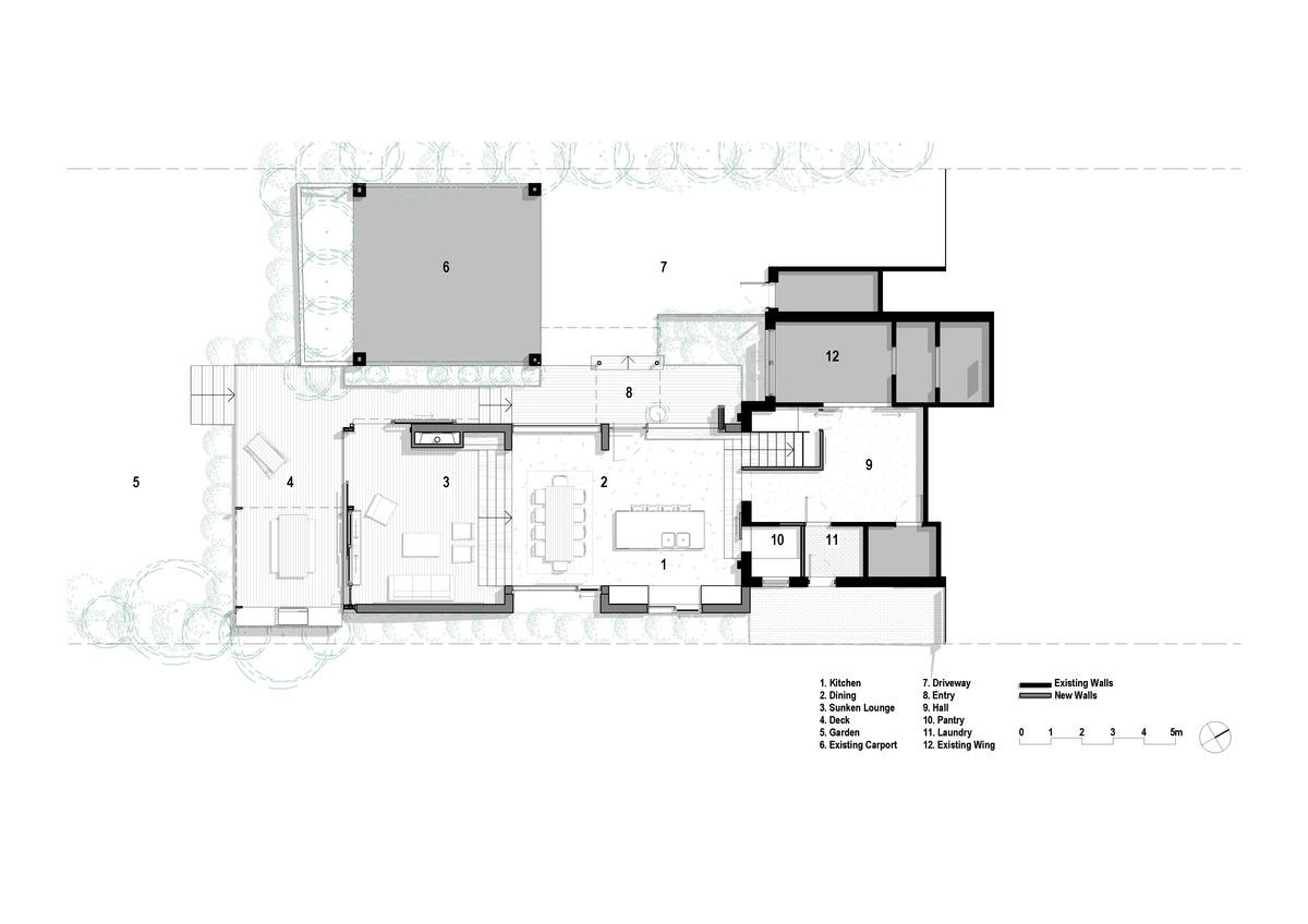 D+K House