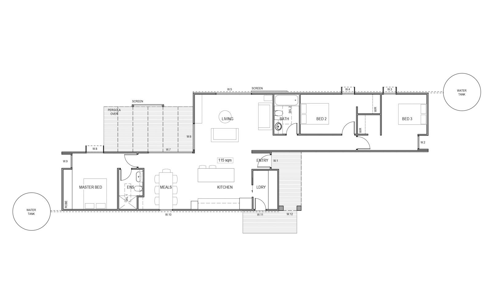 Daylesford Prefab House