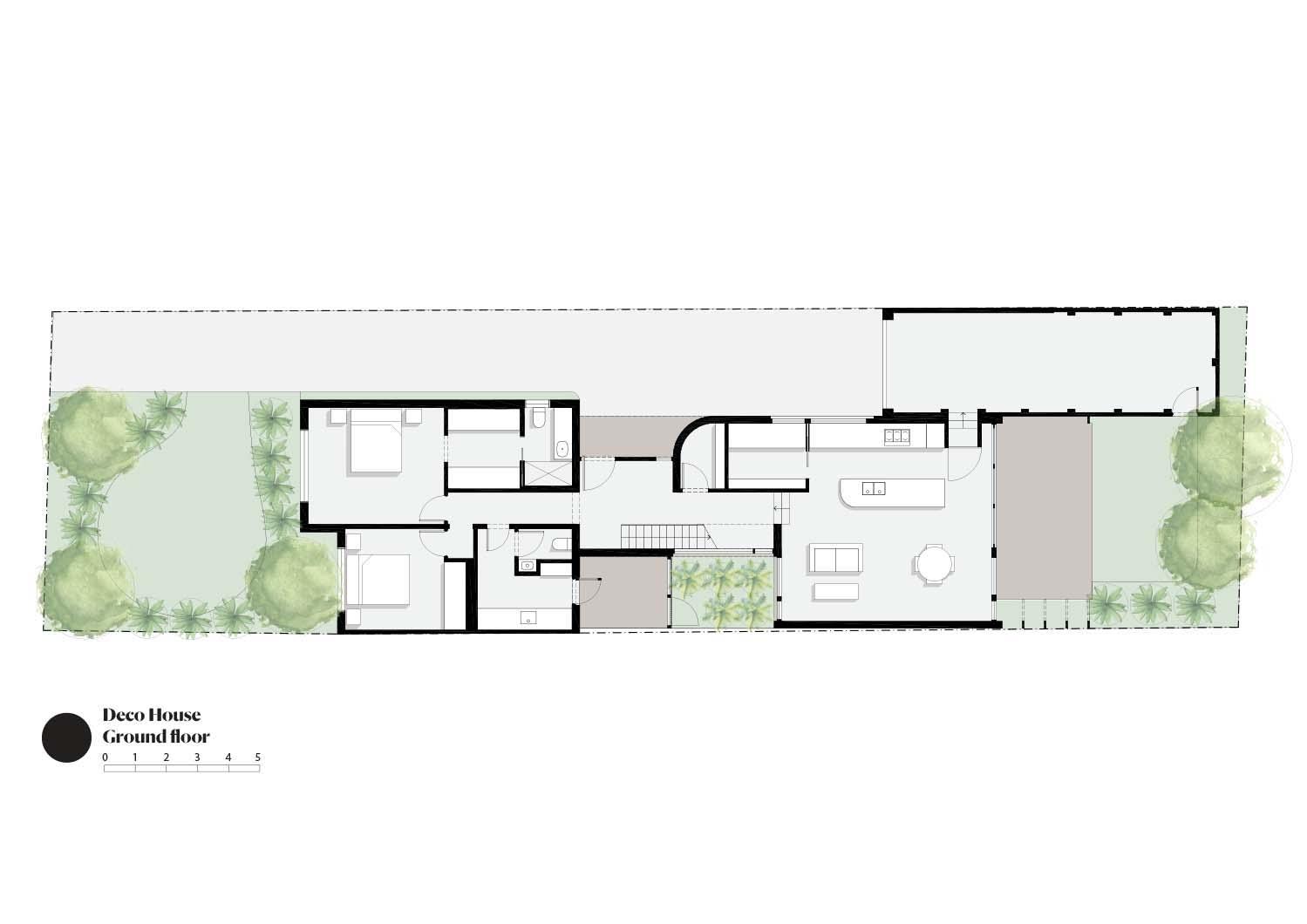 Deco House