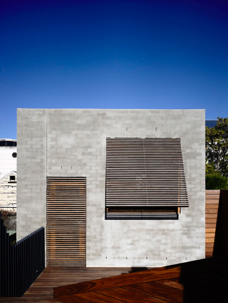 East West House by Rob Kennon Architects (via Lunchbox Architect)