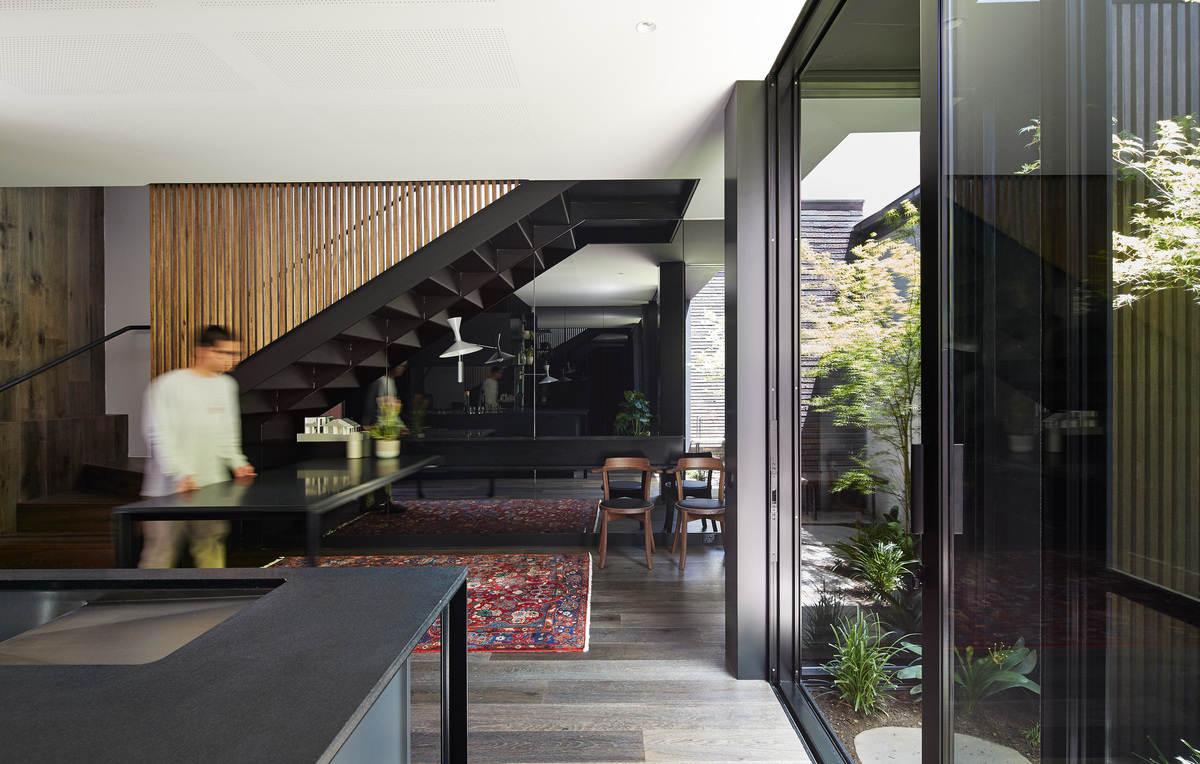 Simple Tricks Give This Compact Home the Illusion of Spaciousness