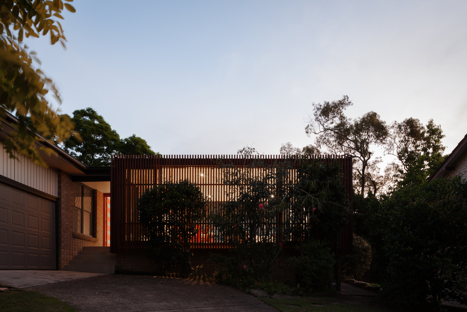 This Home Shines By Extending the Living Area Into the Verandah