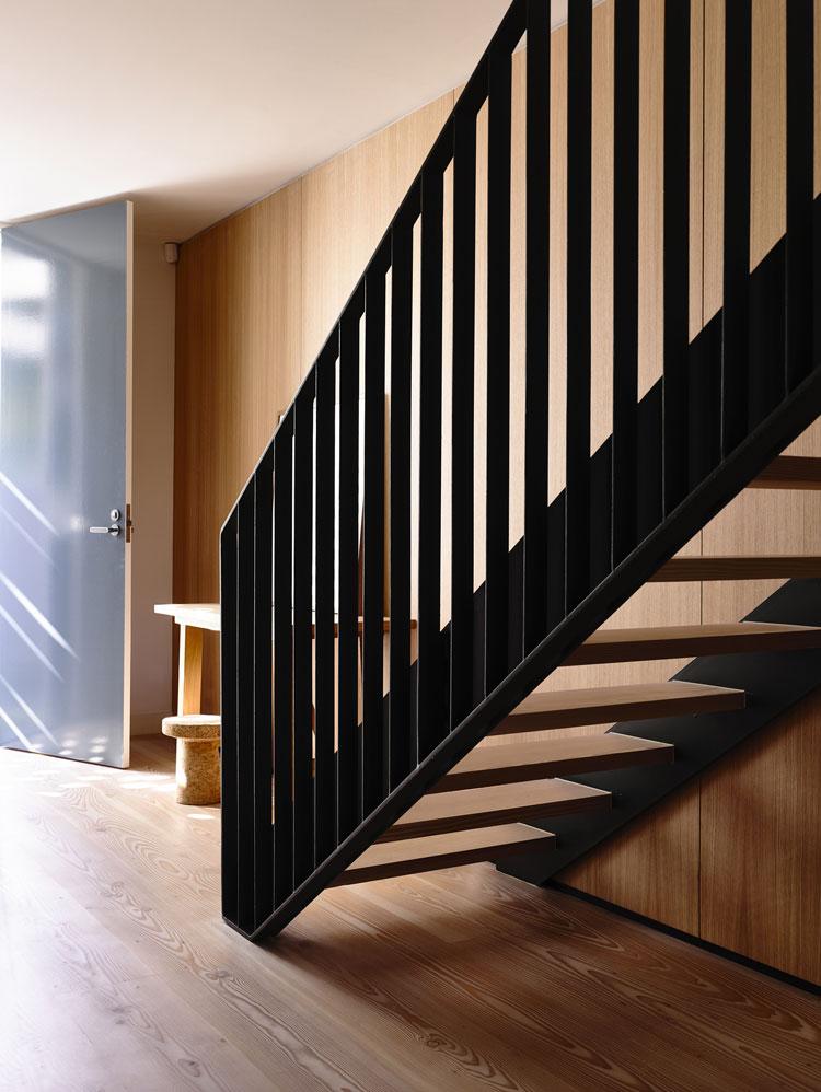 Fairbairn House Stair