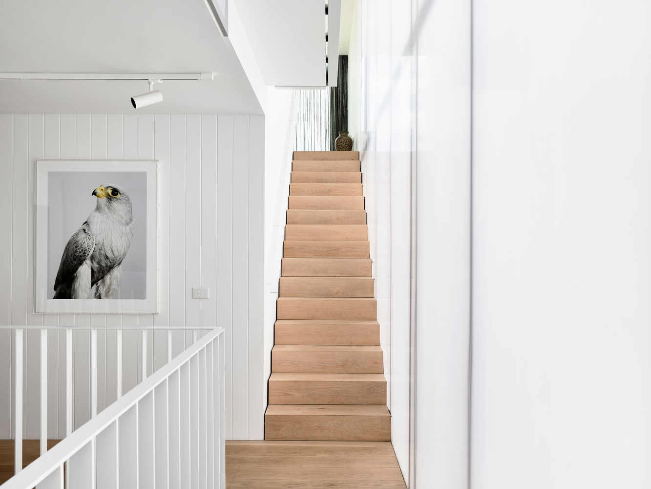 You Won't Believe the Home They Created in This Narrow Laneway