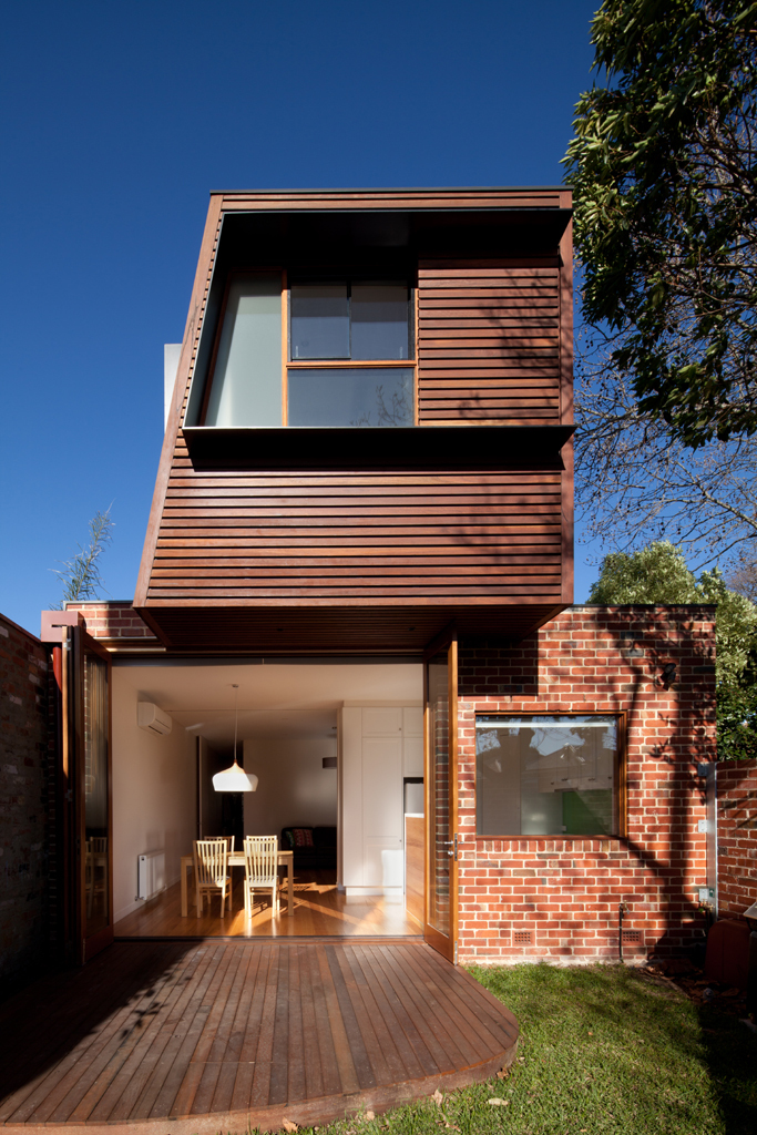 Fitzroy North Residence by Chan Architecture (via Lunchbox Architect)