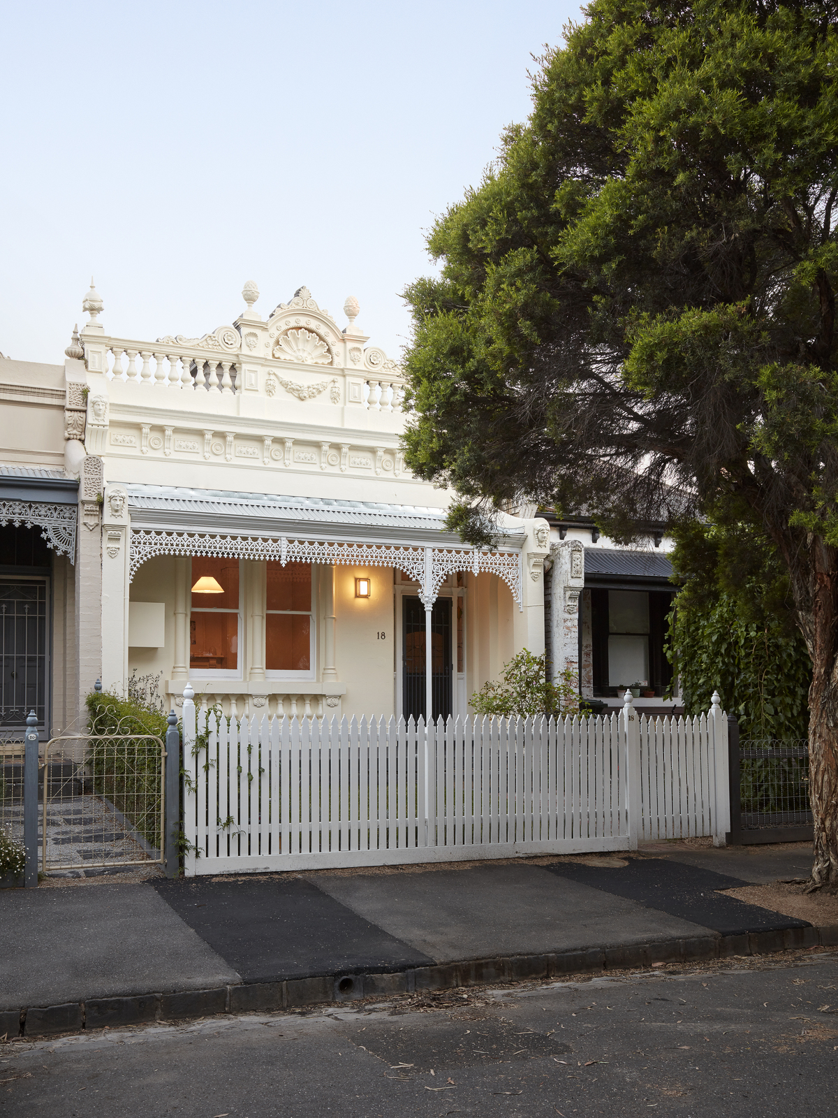 Fitzroy North House