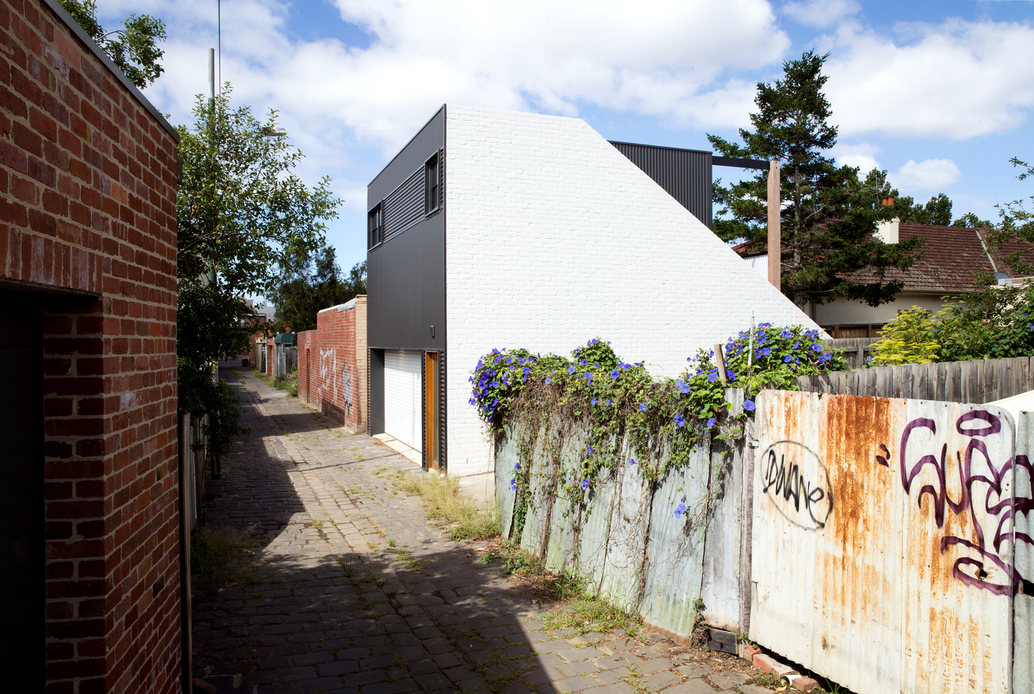A Home That Explores Communal Living for Adults