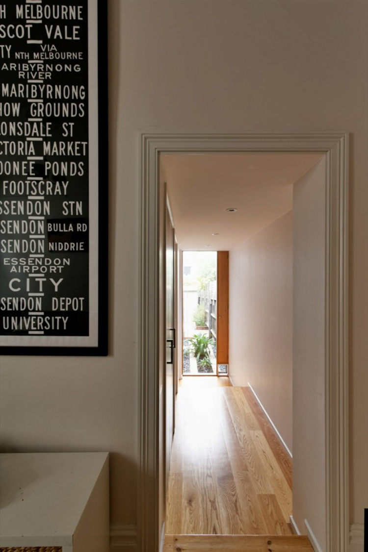 Gardiner House Small Workers Cottage Extension by 4site Architecture (via Lunchbox Architect)