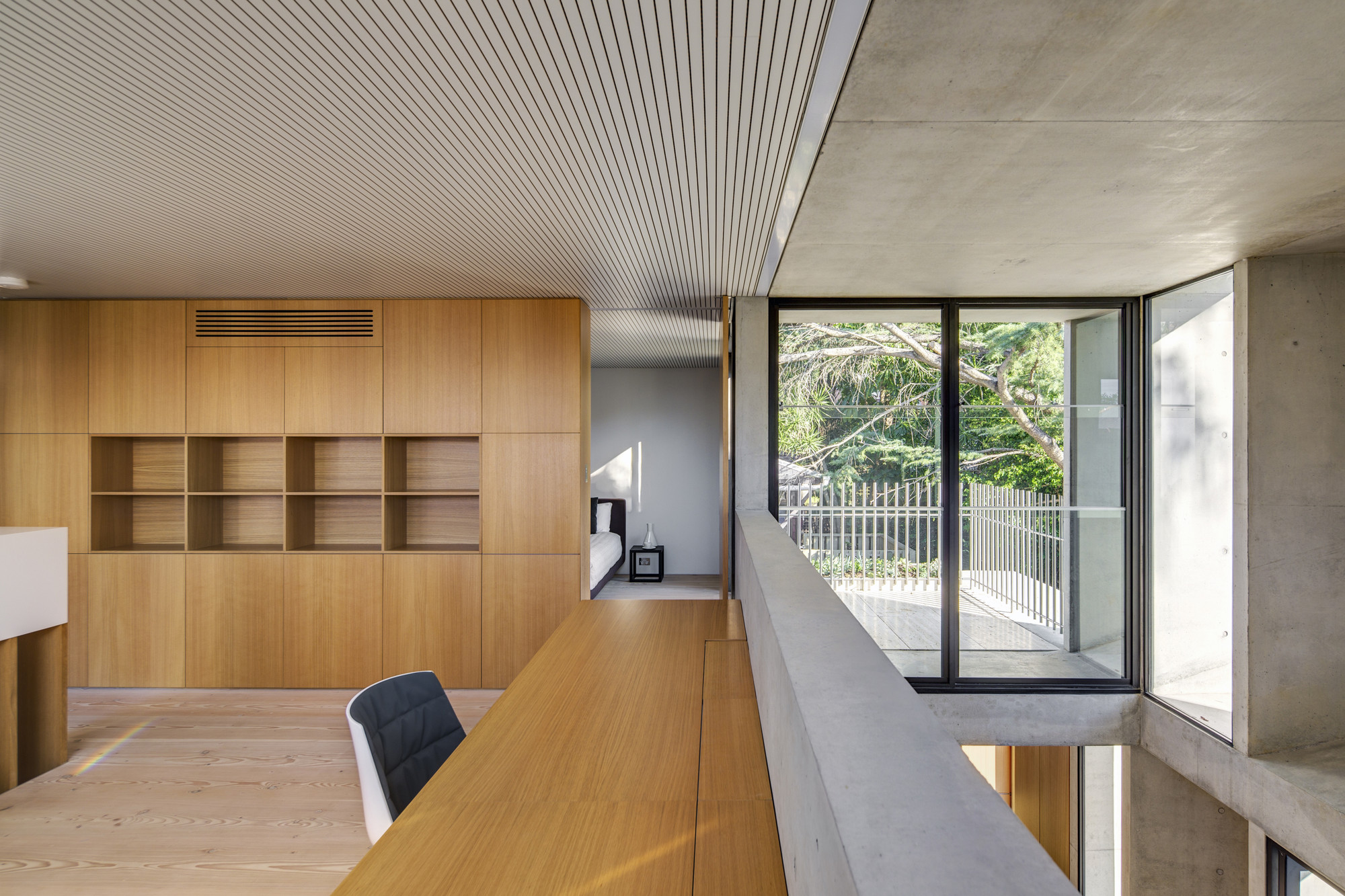 Glebe House by Nobbs Radford Architects (via Lunchbox Architect)