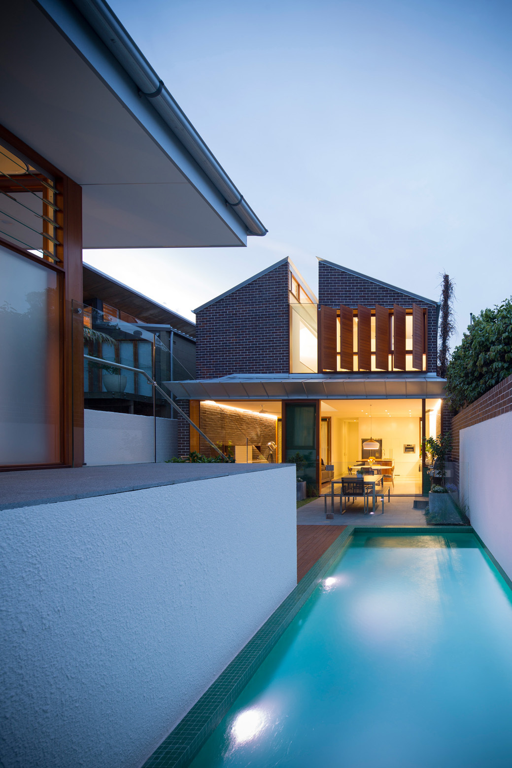 Green House by Carter Williamson Architects (via Lunchbox Architect)