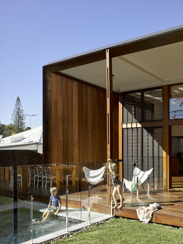 An Eco-friendly Addition Reinterprets a Classic Queenslander