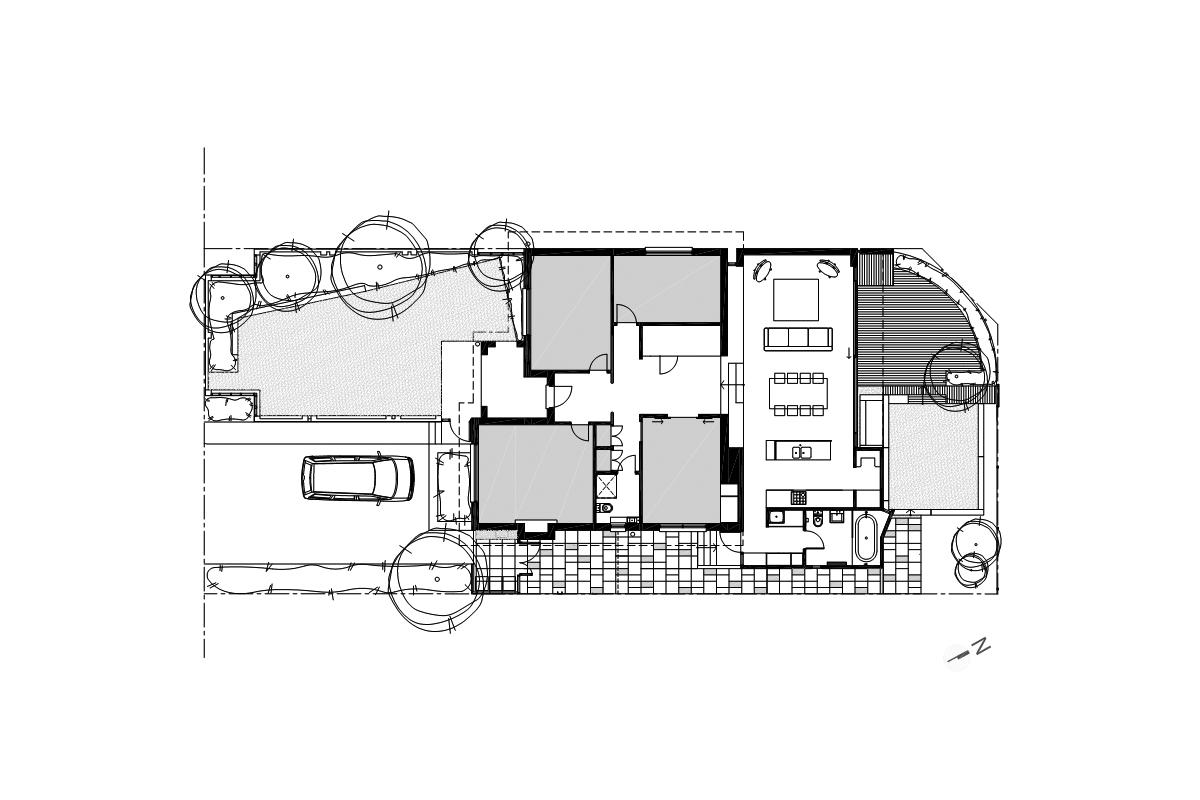 Gresley Monk Residence