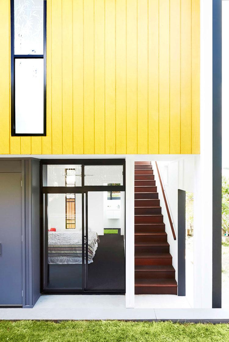 Herston Gardenhouse by Refresh Architecture (via Lunchbox Architect)