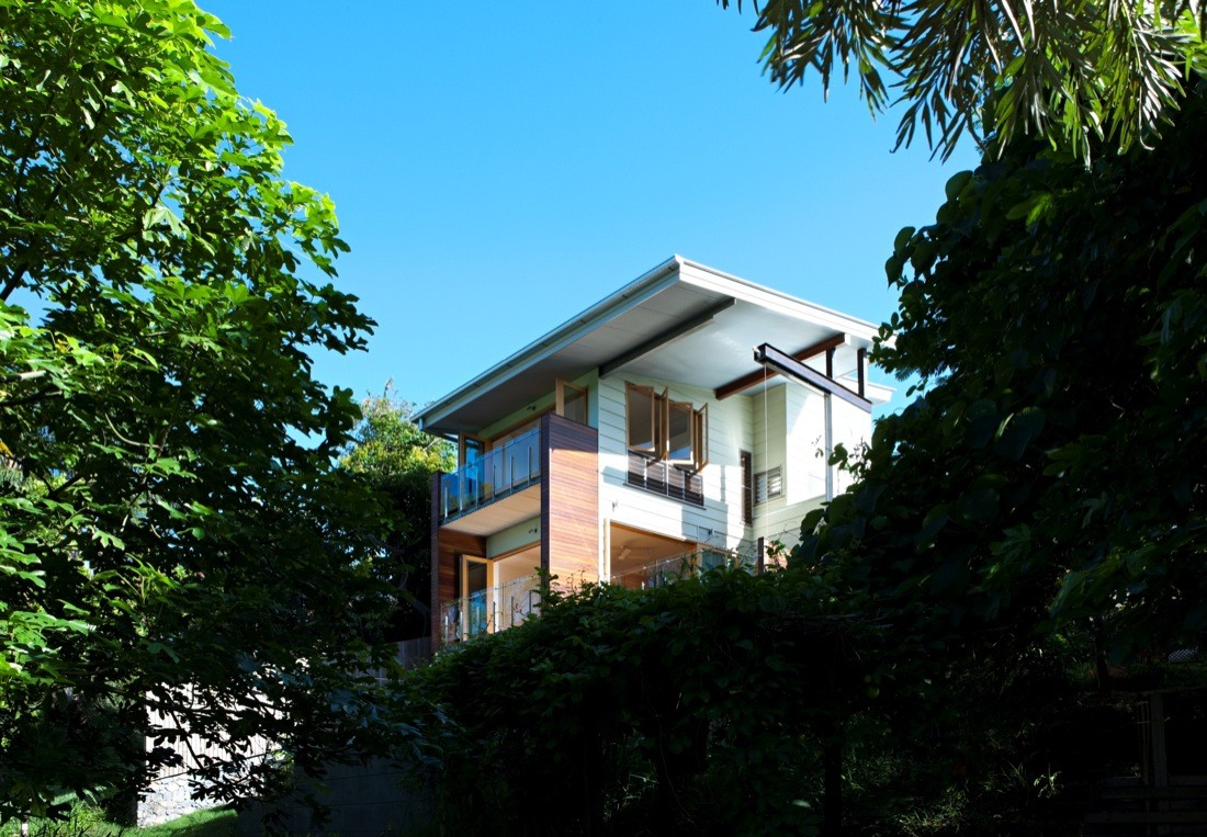 Hill End Ecohouse by Riddel Architecture (via Lunchbox Architect)