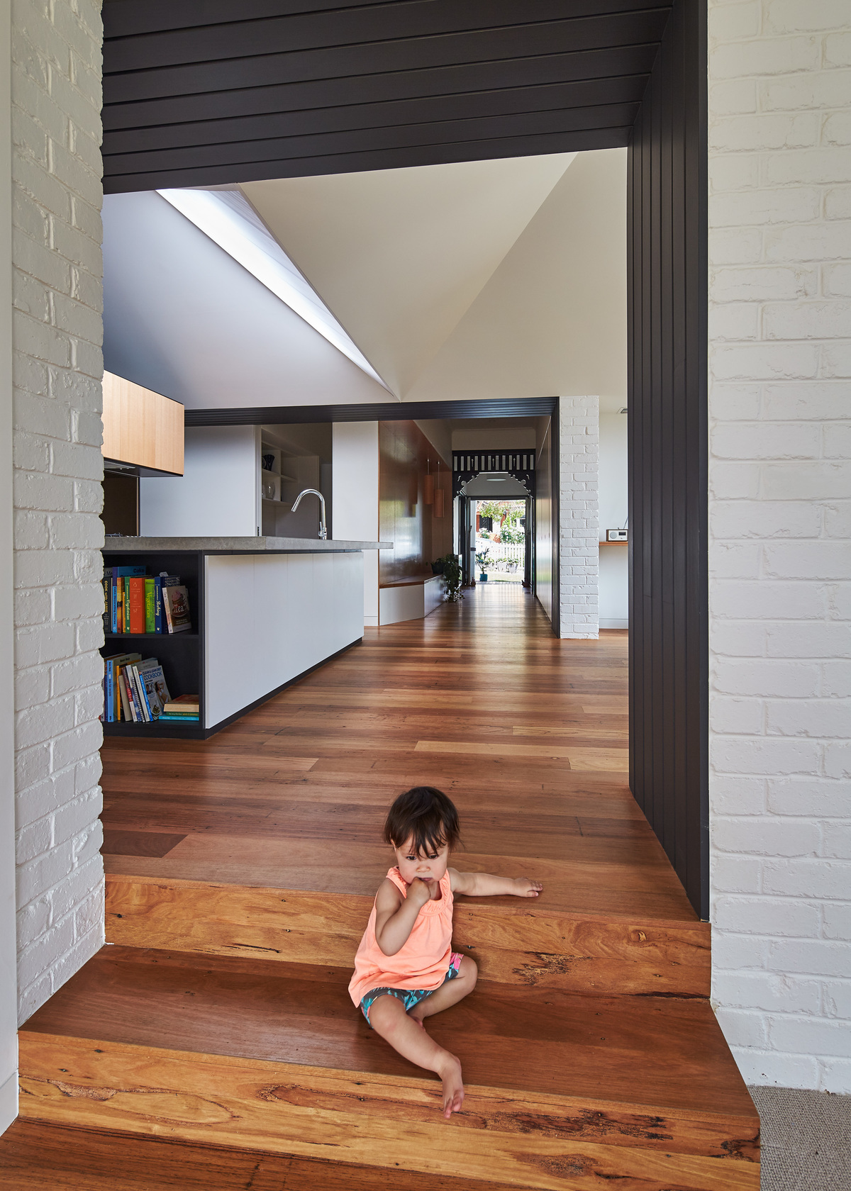 Hip & Gable House: When the Roof is More than Just a Roof