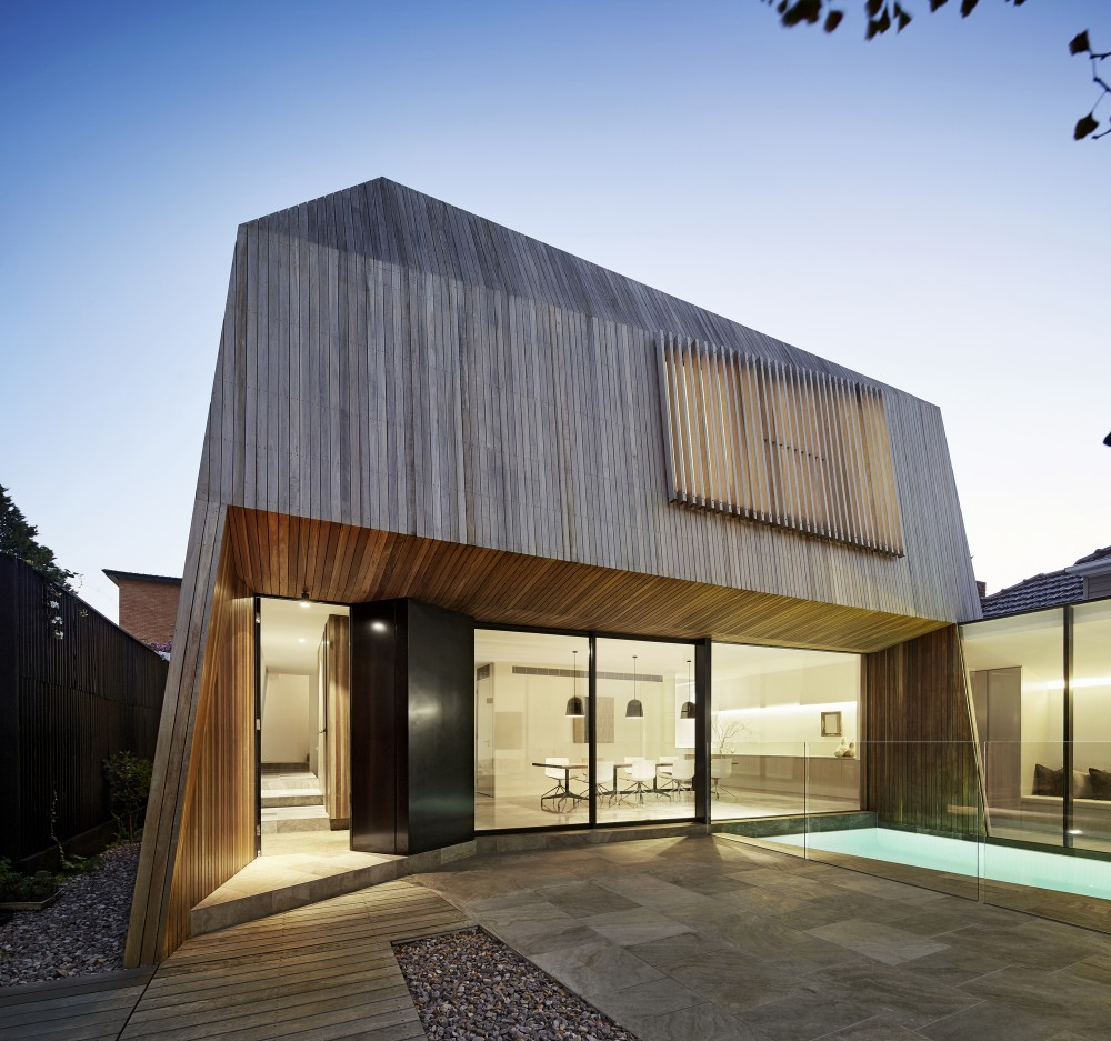 House 3 by Coy Yiontis Architects (via Lunchbox Architect)