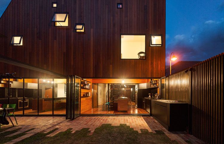 HOUSE House by Andrew Maynard Architects. Via Lunchbox Architect