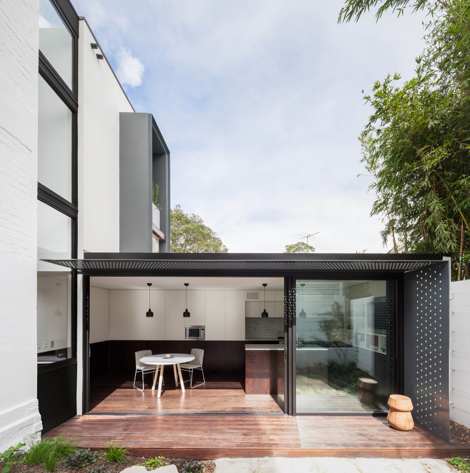 House McBeath by Tribe Studio (via Lunchbox Architect)