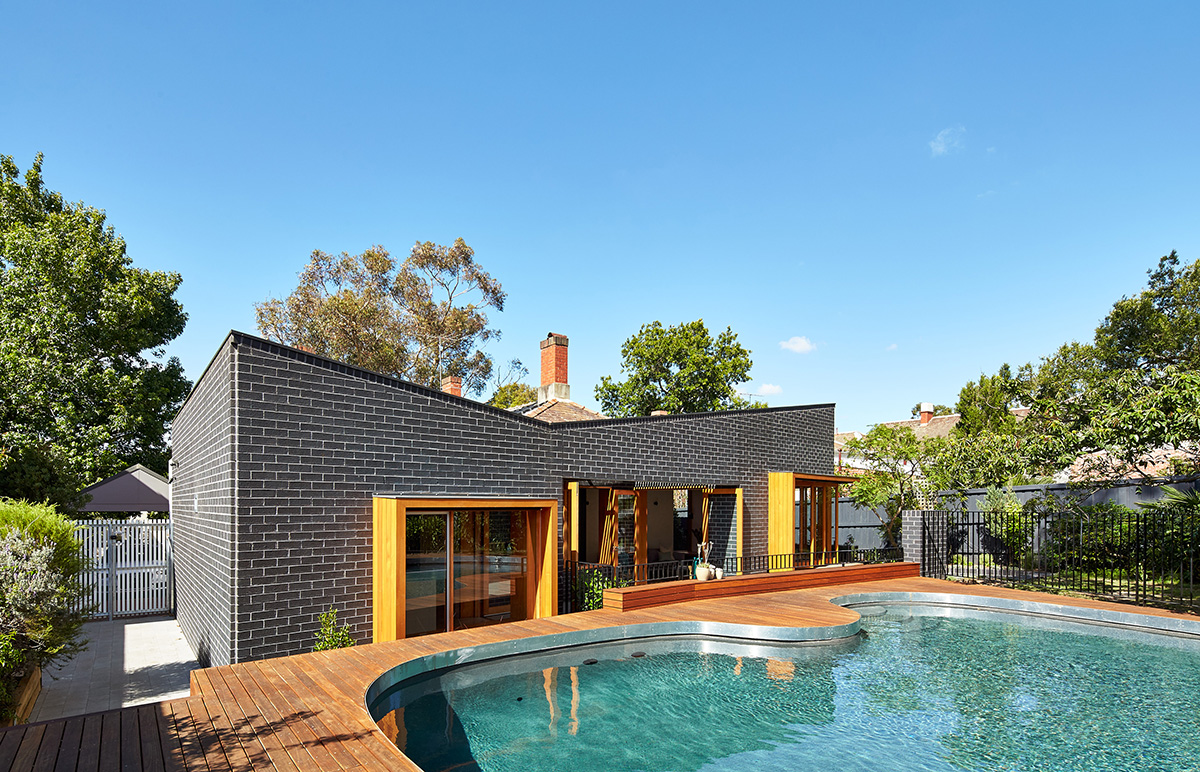 House Rosebank by MAKE Architecture (via Lunchbox Architect)