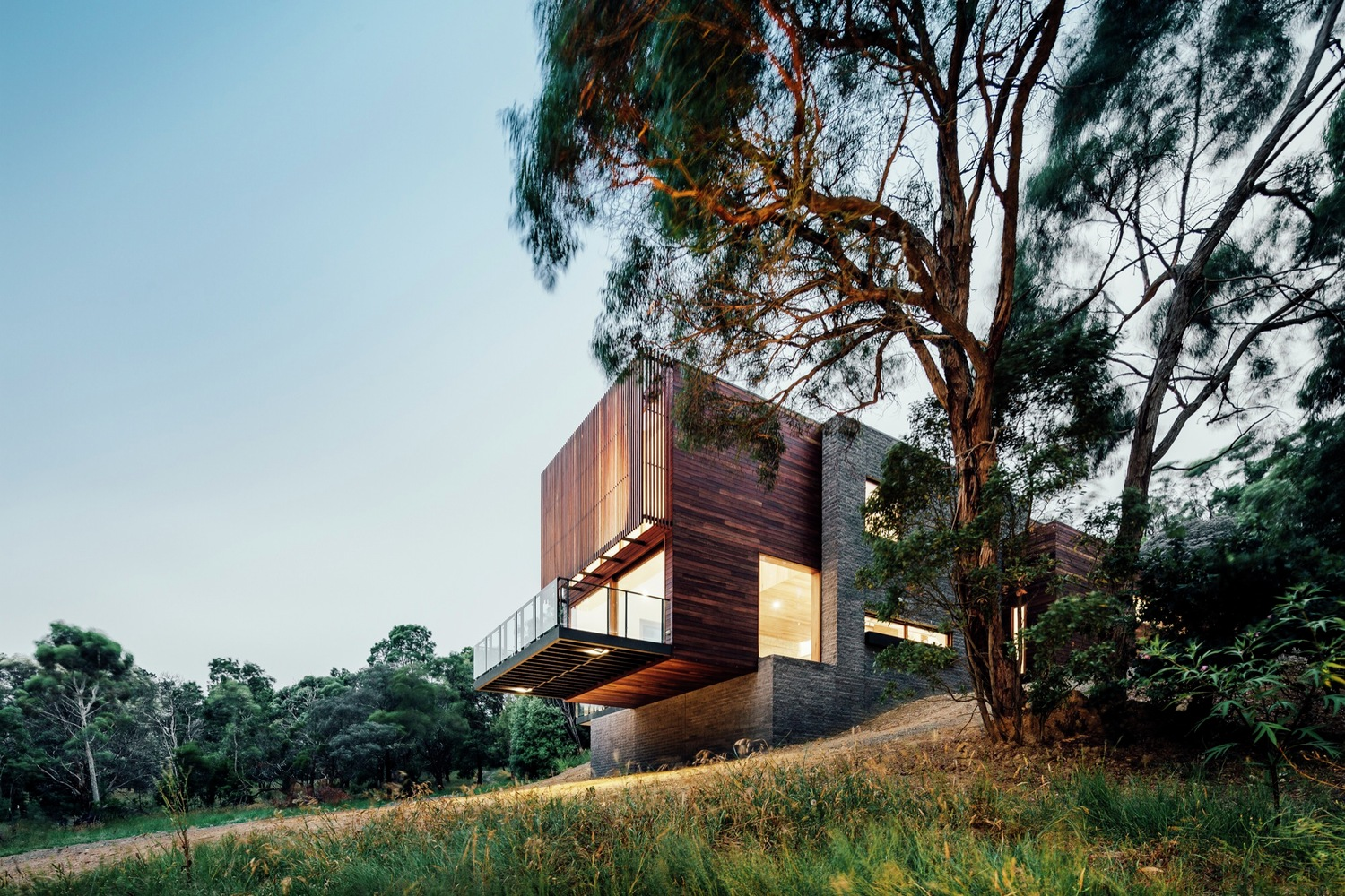 Invermay House by Moloney Architects (via Lunchbox Architect)