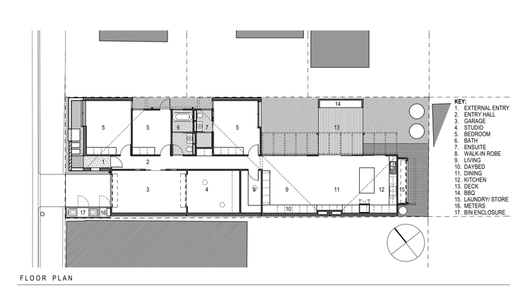 Islington House Plan